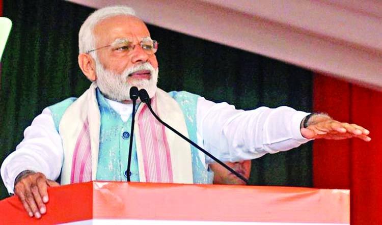 Modi attacks Chandrababu Naidu for 'backstabbing' NTR