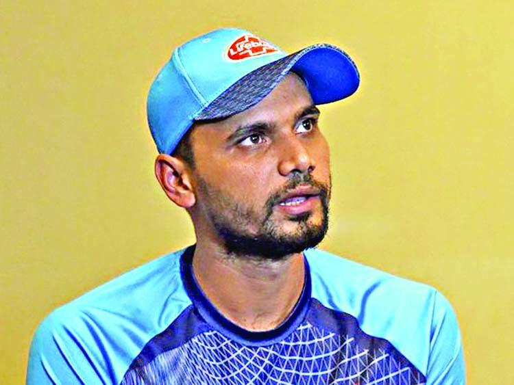 Mashrafe confident despite Shakib's absence
