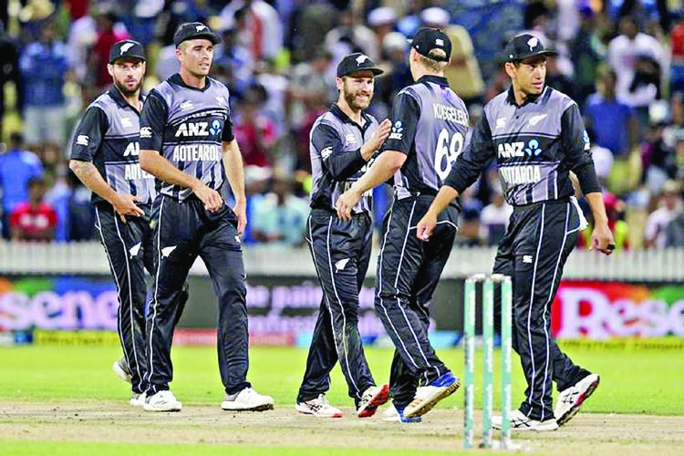 Southee brings victory for Kiwis