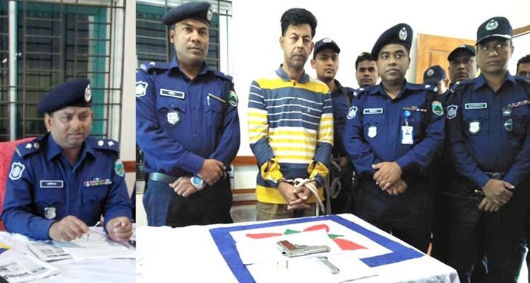 One nabbed in Ishwardi