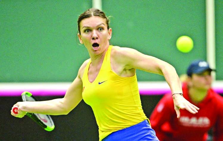 Romania stun champions Czech Republic in Fed Cup