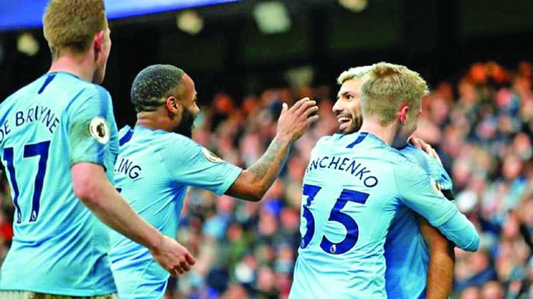Man City rout Chelsea