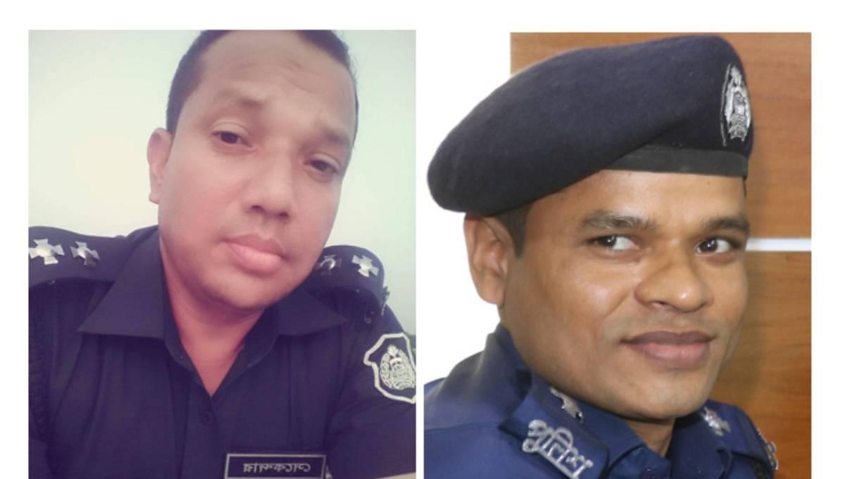 Two cops held for rape in Manikganj