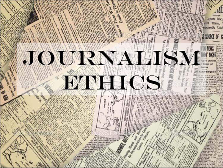 When journalism comes stripped of ethics       | The Asian