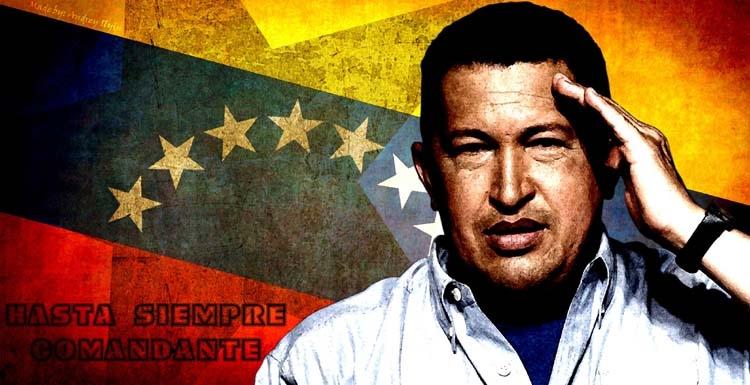 My friend Hugo Chavez