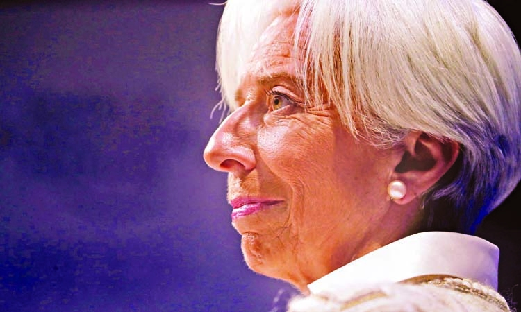 More women in the workplace could boost economy by 35%, says Christine Lagarde