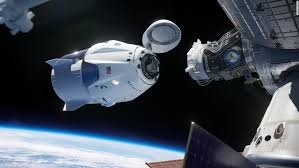 SpaceX Crew Dragon, way to home from ISS