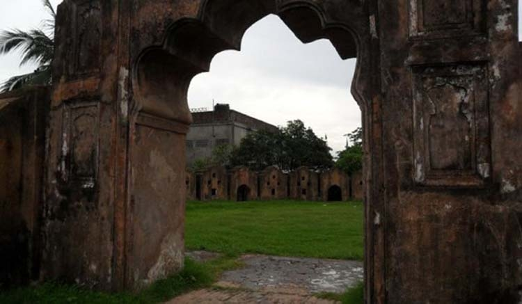 Sonakanda: Historical fort of Mughal era