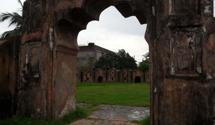 Sonakanda: Historical fort of Mughal era