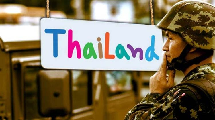 Political developments in Thailand and security challenges