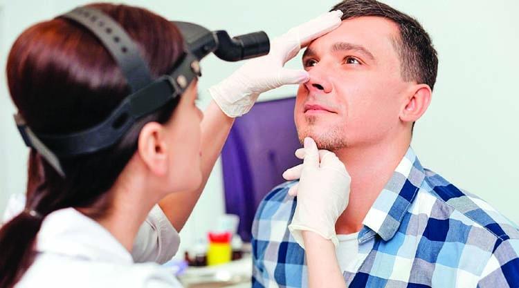 Suffering from sinusitis?