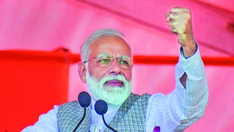 Modi urges celebrities to 'inspire' voters in tweet