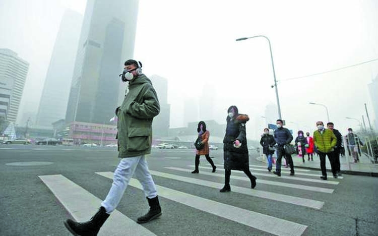 Air pollution raises diabetes risk in China: Study