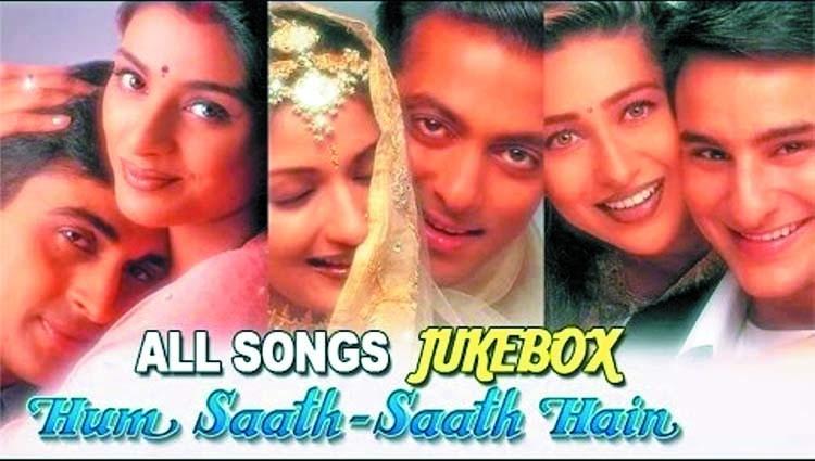 'Hum Saath Saath Hain' cast