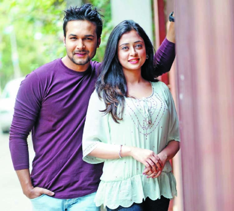 Azad and Salwa pair up for 'Rajkonna'