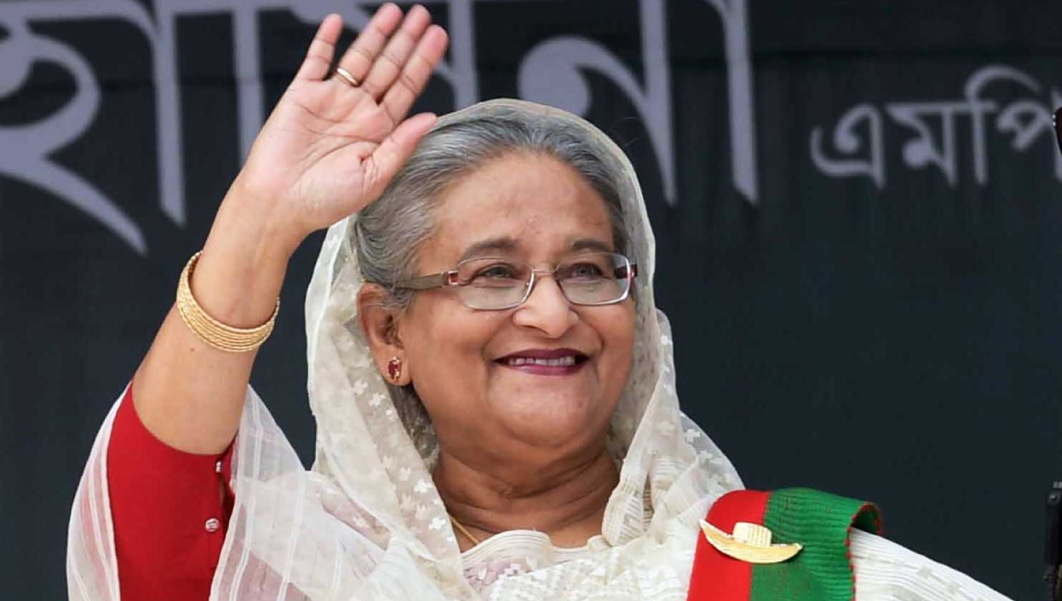 PM inaugurates 31 projects in Tangail