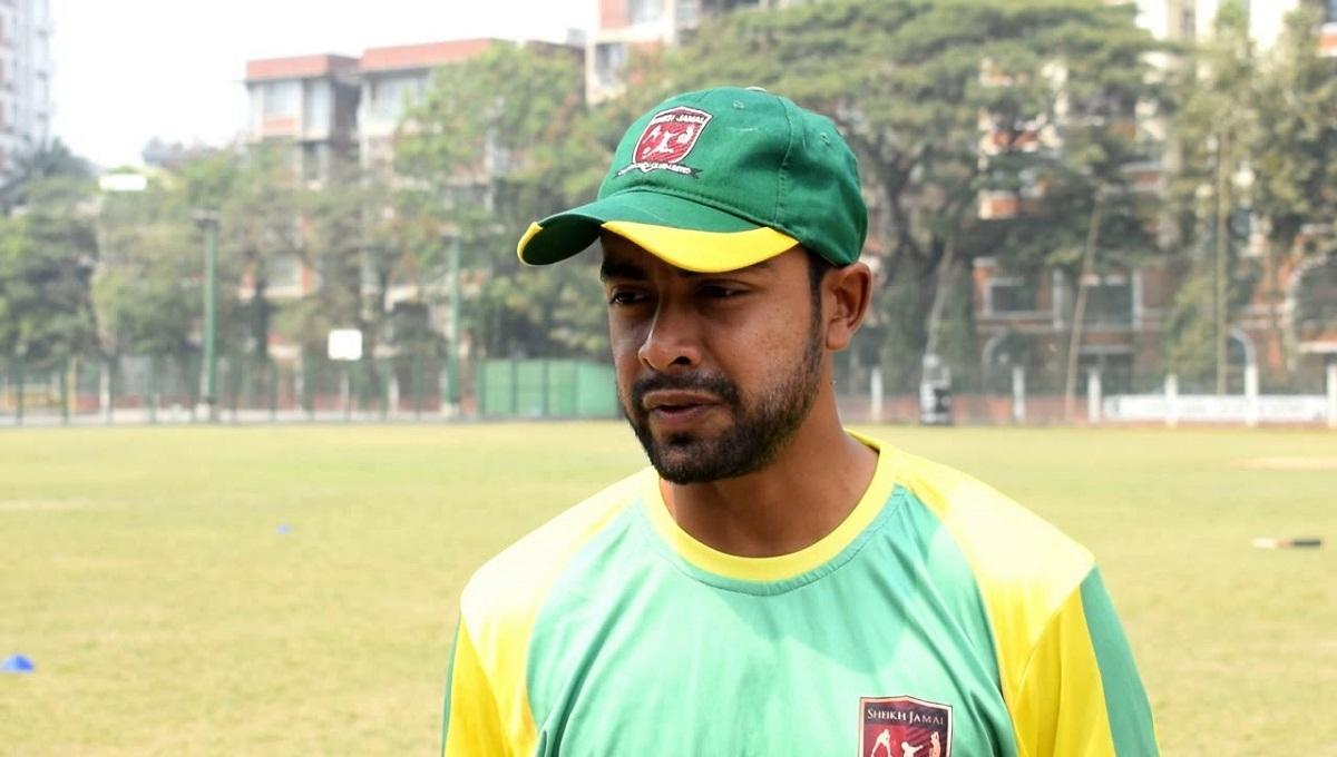 Abu Jayed upbeat about ability to swing ball