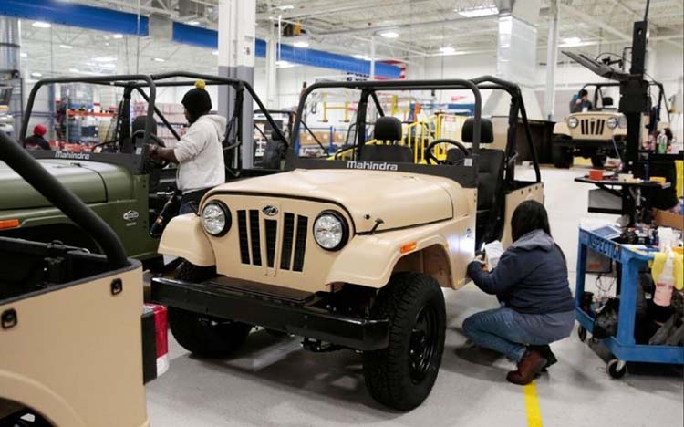 Mahindra takes second crack at US auto market