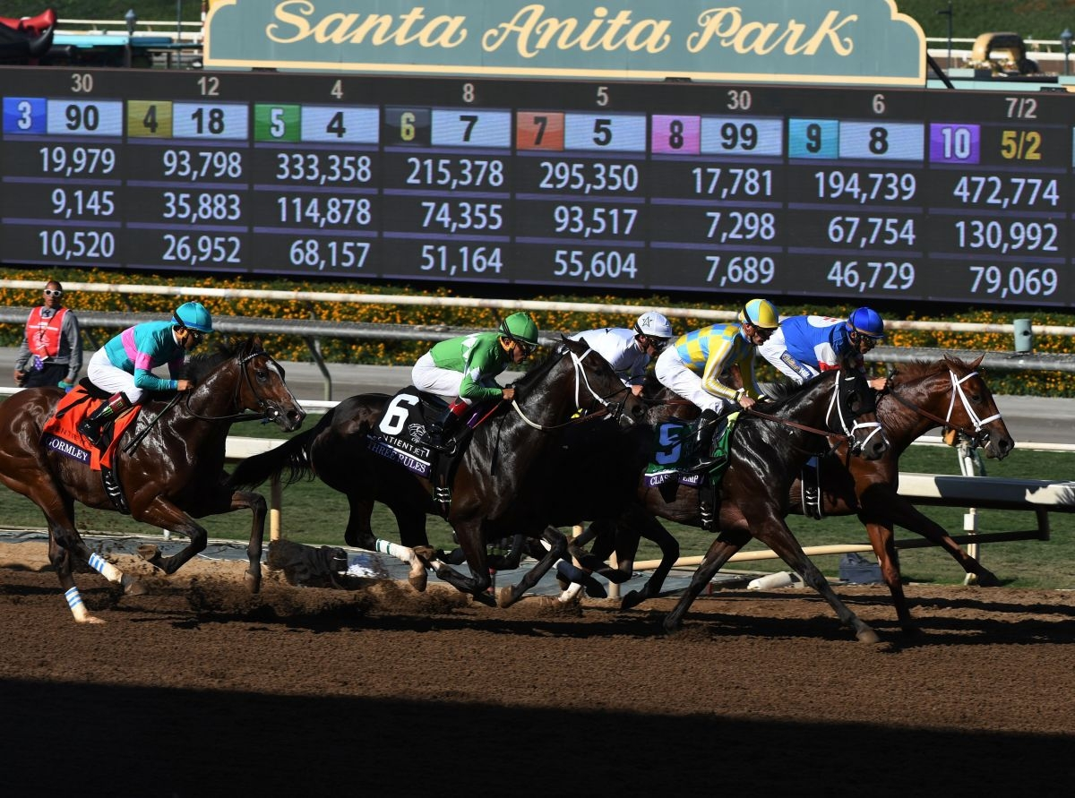 22nd horse dies at Santa Anita track