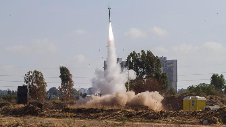 Two rockets fired from Gaza at Tel Aviv area: army