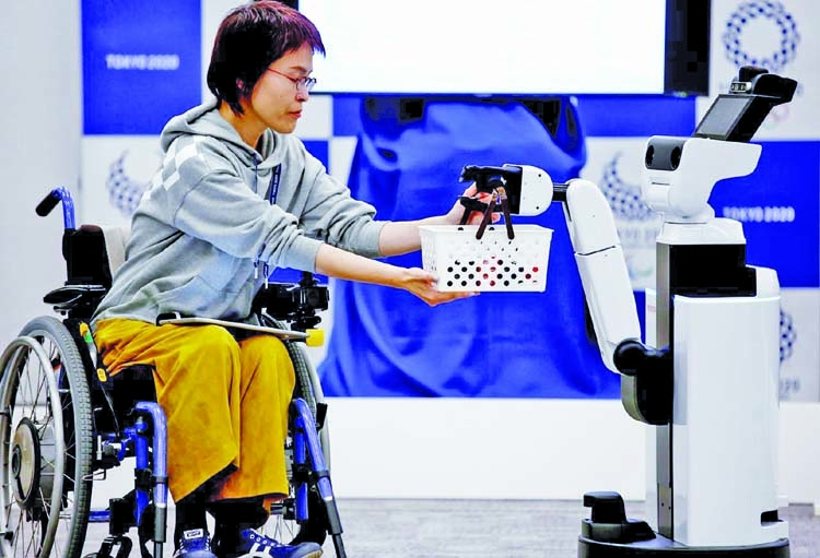Robots to act as helpers