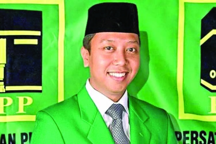 Indonesian Jokowi detained