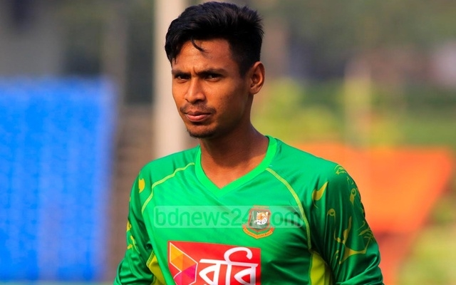 Mustafizur begins new innings