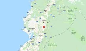 Strong 6.2 quake off Ecuador: USGS