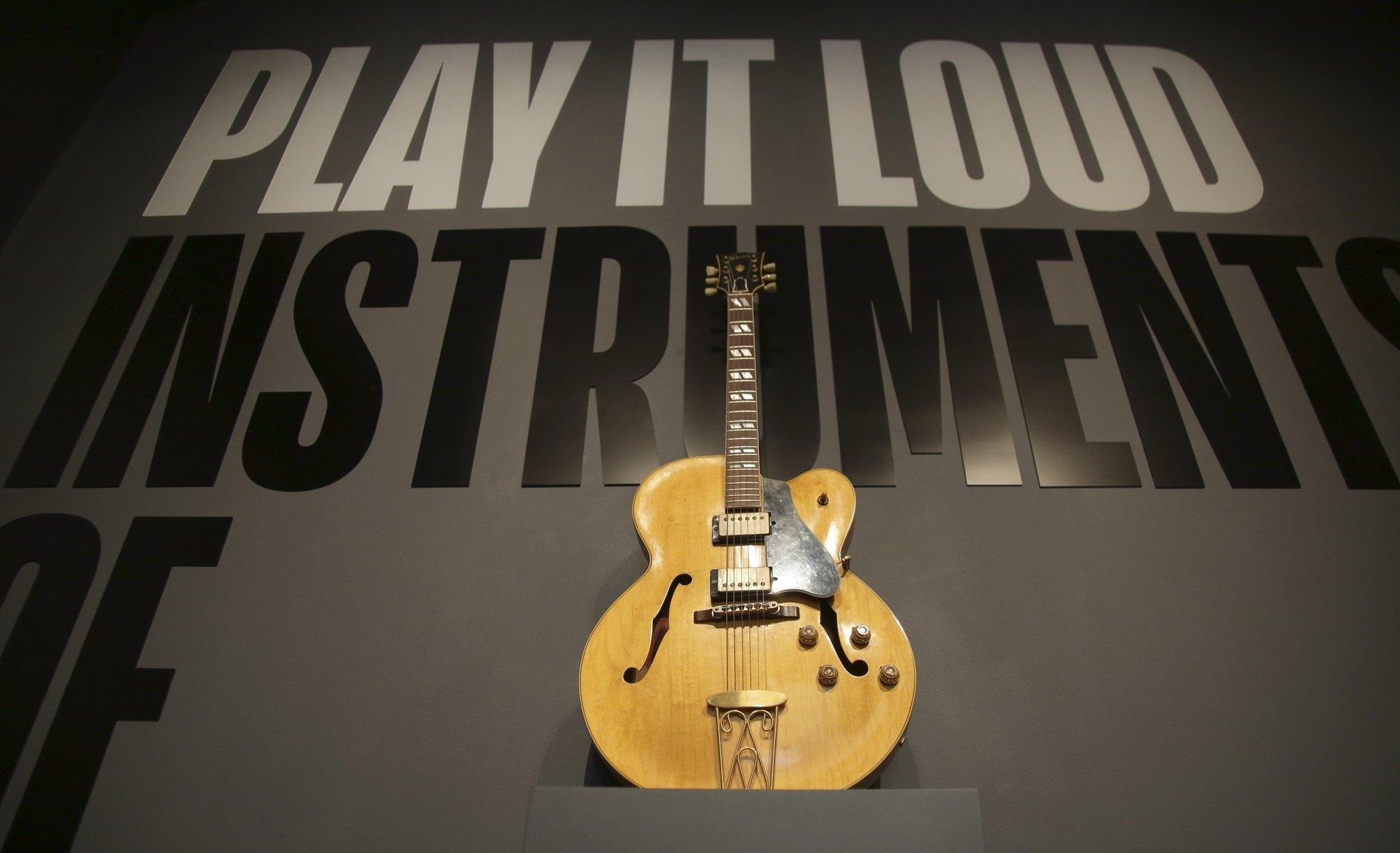 Exuberant Met exhibit explores the art of rock 'n' roll