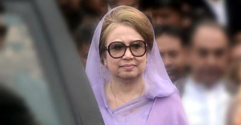 Khaleda's health condition improved little: Fakhrul