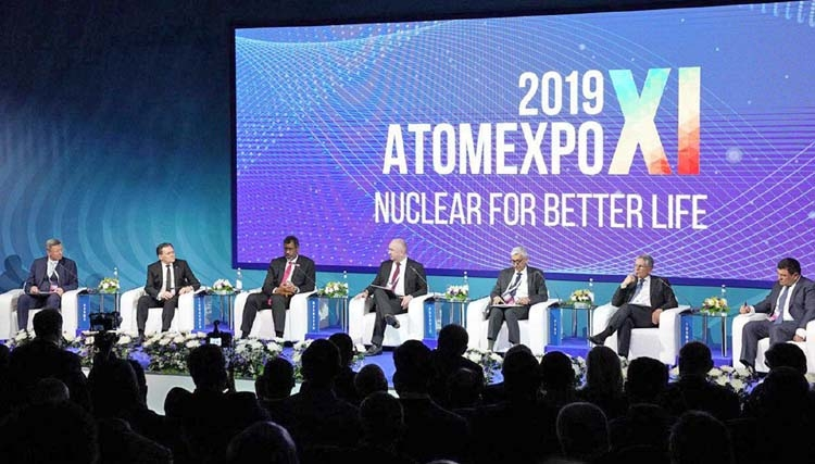 Atomexpo 2019 begins in Russia