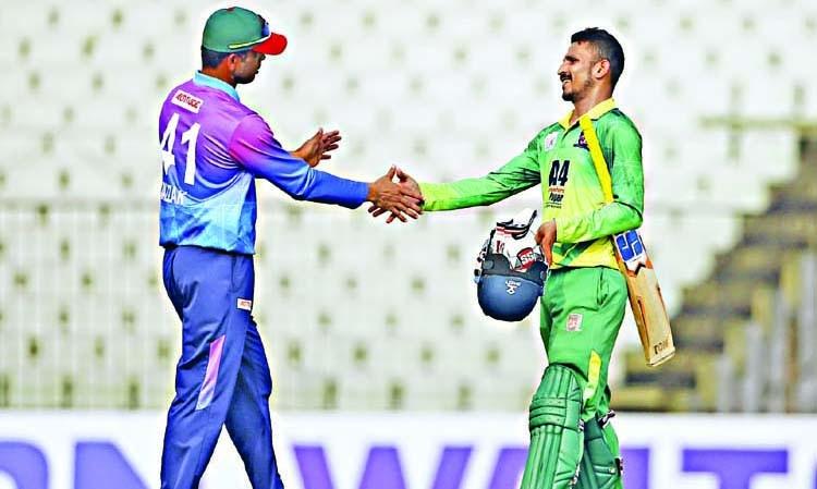 Rupganj, Abahani launch super league with bang