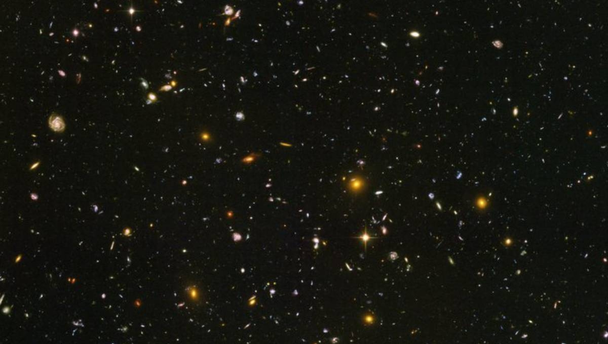 New study says universe expanding faster and is younger