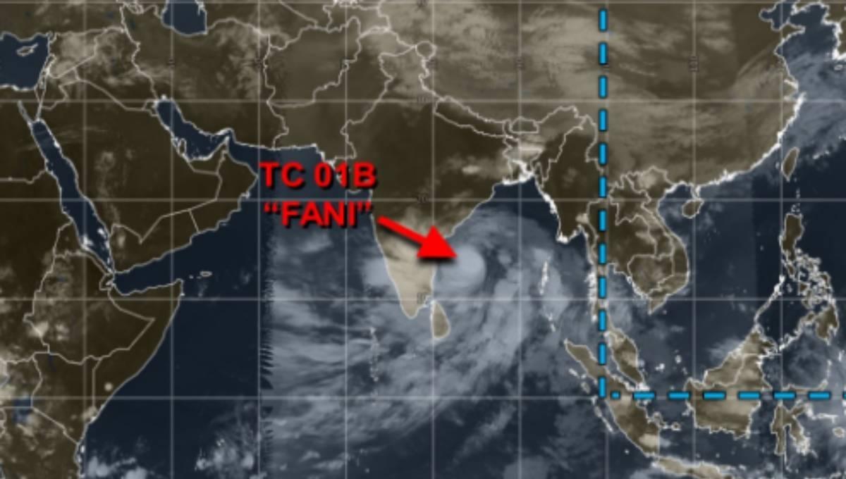 'Fani' weakens into land deep depression