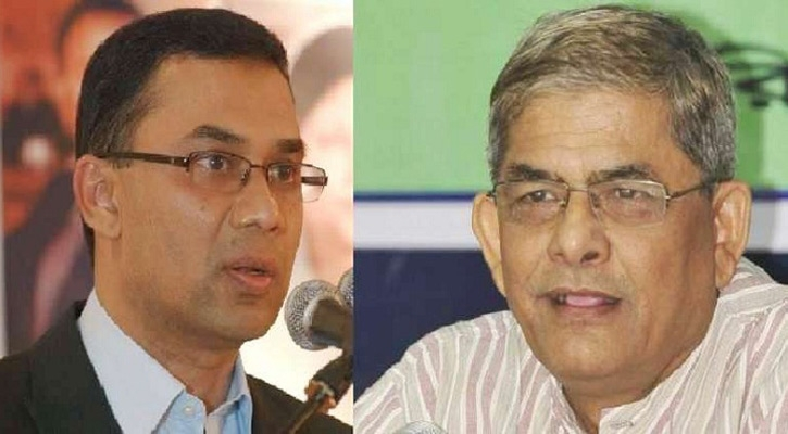 Tarique, Fakhrul among 6 BNP leaders sued