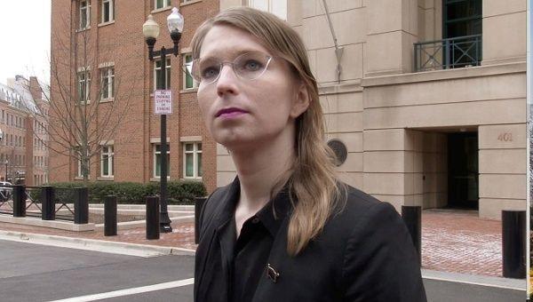 WikiLeaks whistleblower Manning released from jail