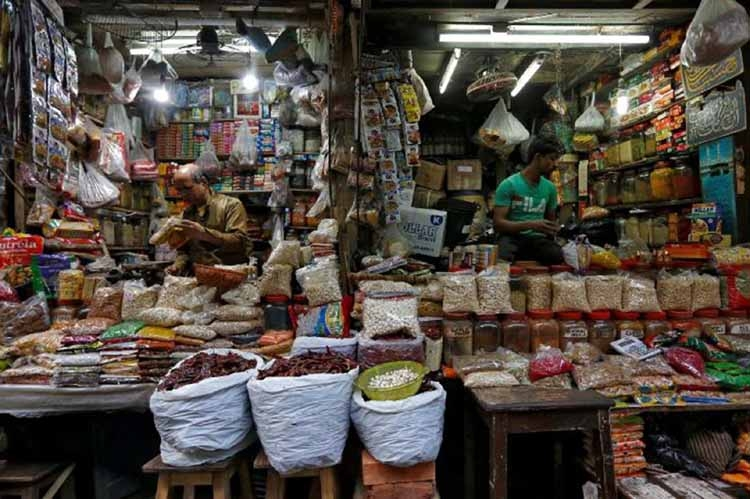 India inflation crept up to 6-month high