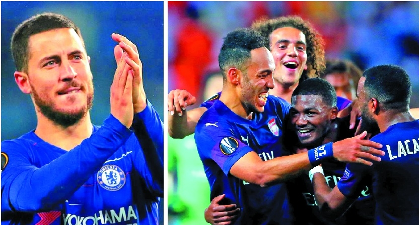 Chelsea and Arsenal seal another all-English final