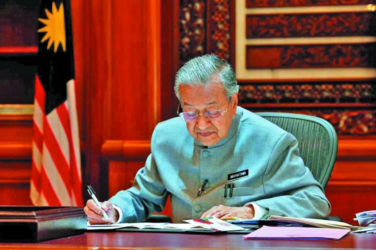Malaysia's hopes of economic revival under Mahathir fade