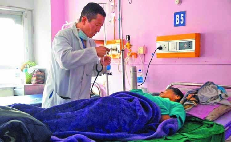 In Bhutan, PM is a doc on Saturdays