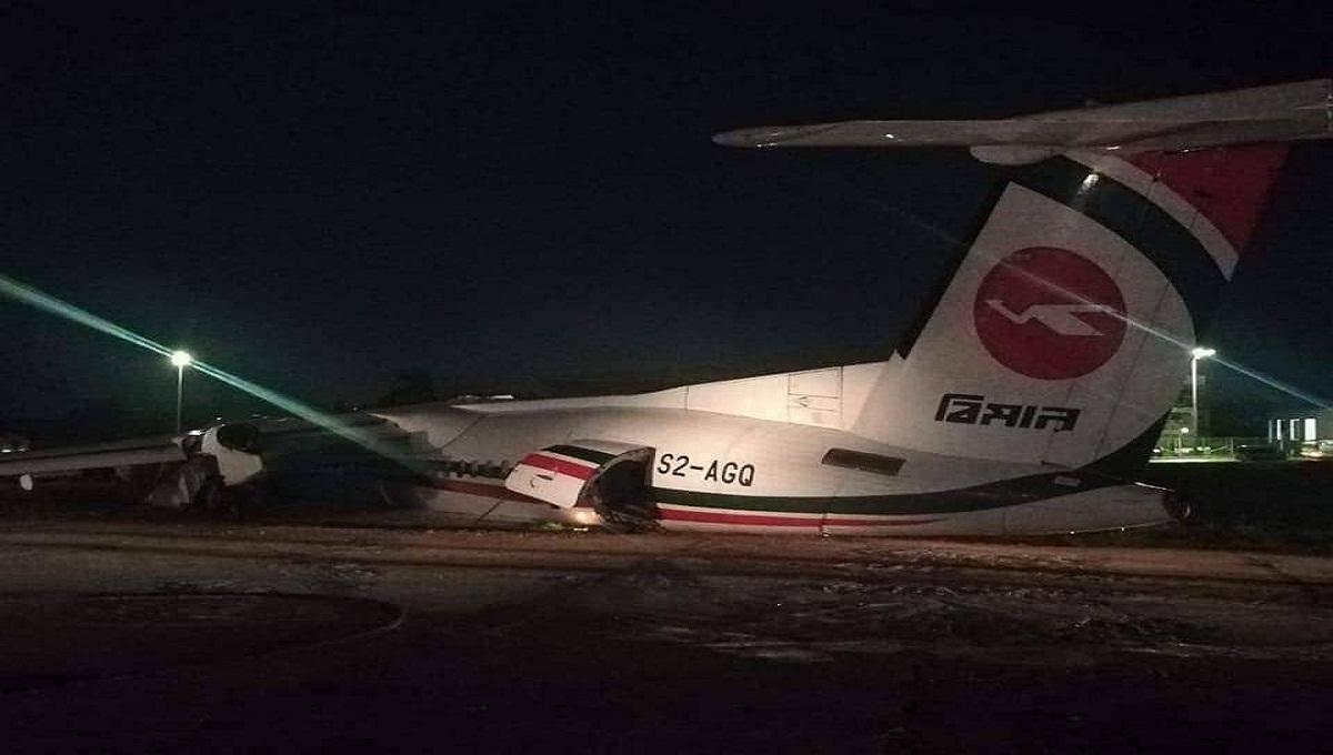 Biman brings 10 survivors back home; pilot hospitalized
