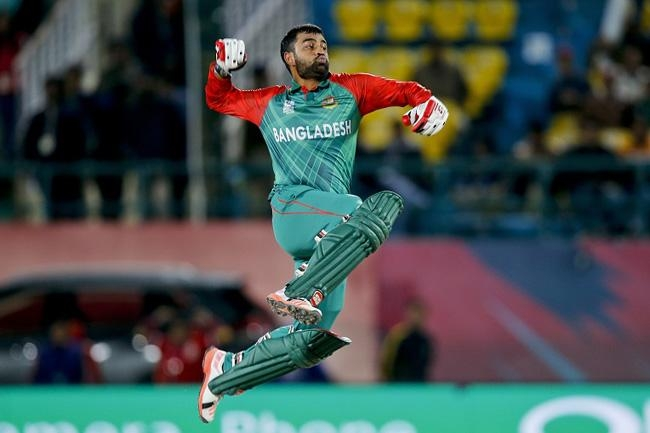 Tamim applauds Soumya for his approach in the middle
