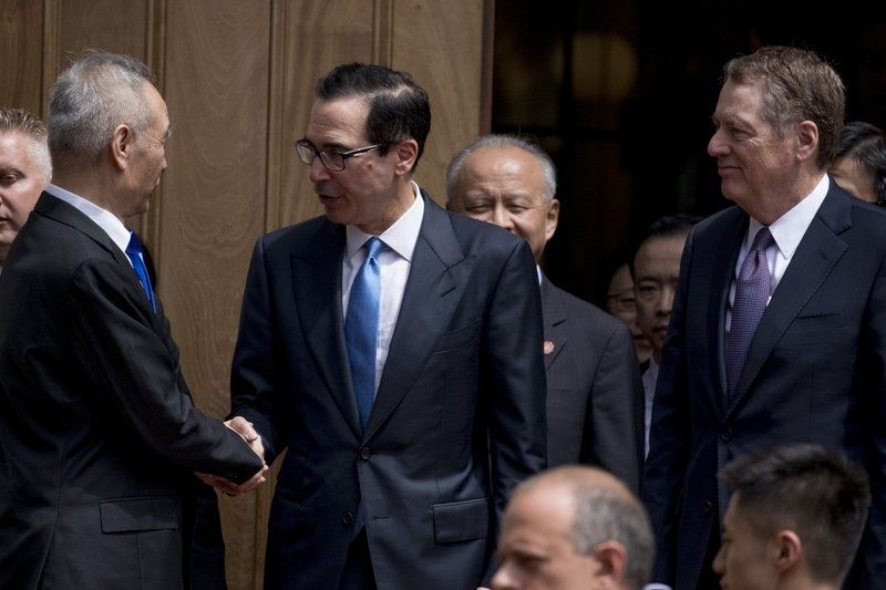 US-China talks break up after US raises tariffs