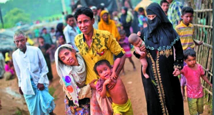 Rohingya woman 'trafficker' detained, 2 kids rescued