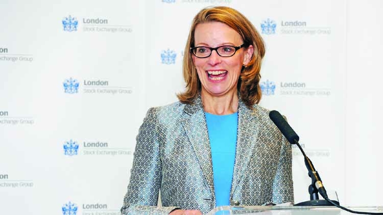 London Metal Exchange appoints first chairwoman