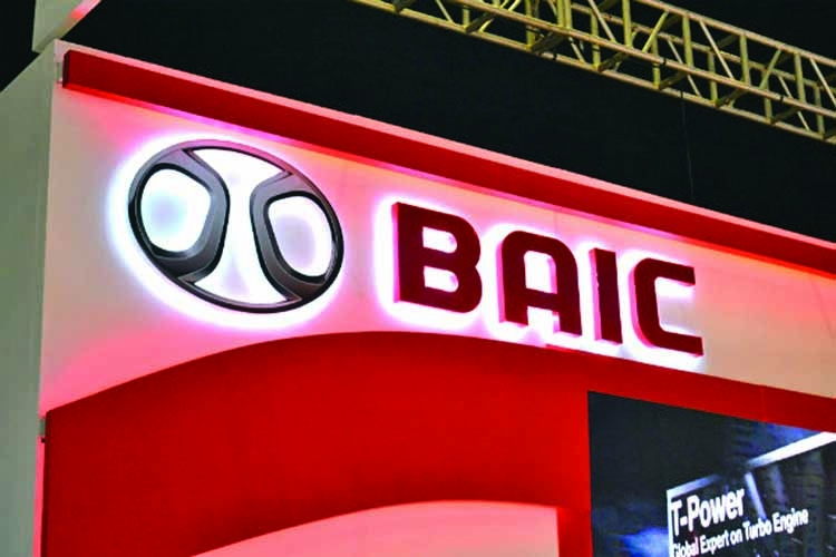 China's BAIC seeks to buy 5 percent Daimler stake