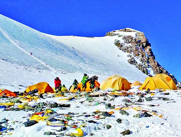 Everest braces for record year amid overcrowding fears