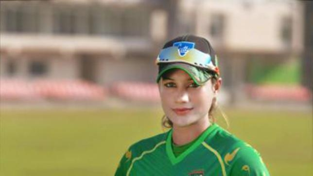 Jahanara shines in the final of WIPL