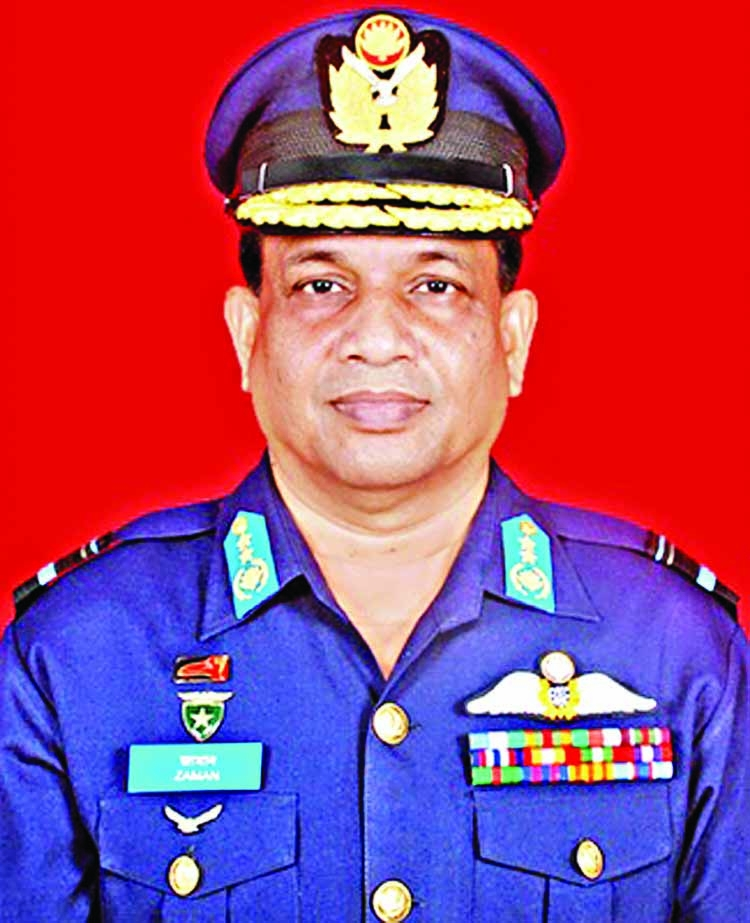 Air chief off to Sweden
