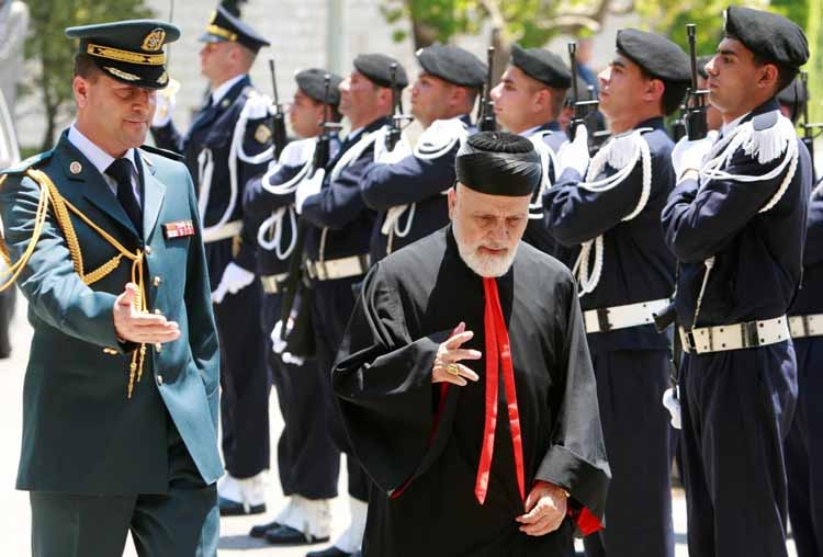 Lebanese Maronite who opposed Syrian army dies